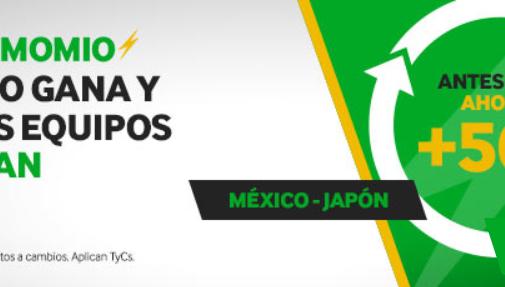 SUPERMOMIO: México Gana y Ambos Equipos Marcan | De +350 a +500